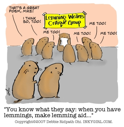 Lemming writers