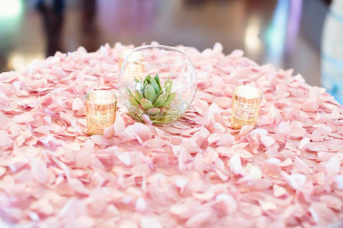 Pretty in Pink Winery Wedding from Pink Blossom Events|Dana Pleasant Photography