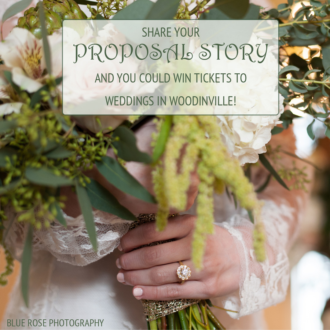 Weddings in Woodinville Proposal