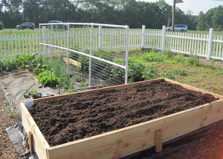 Welcome To Above Ground Farming   Journal   Building A Sub Irrigated Raised  Bed Planter
