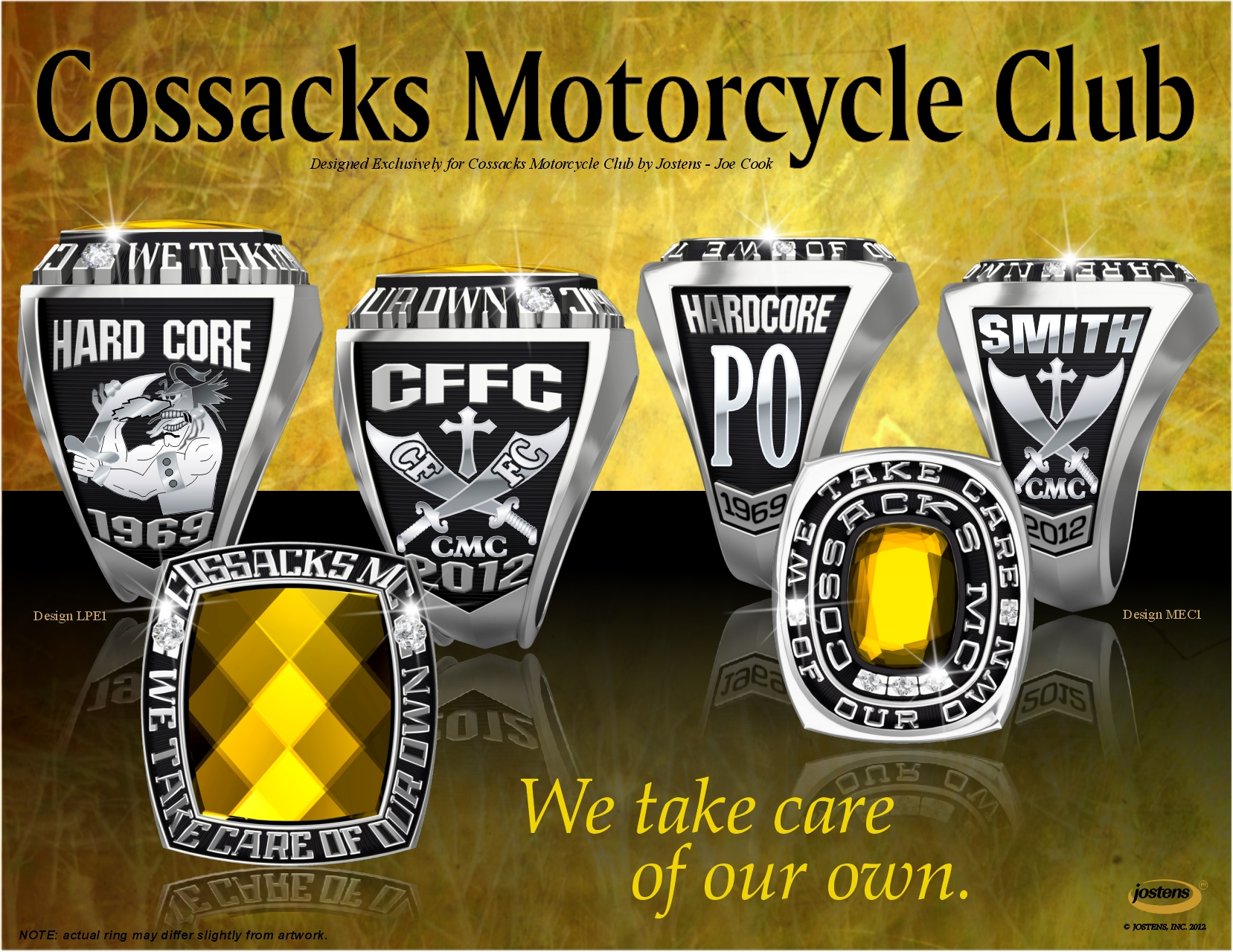 info club gothrider products rings motorcycle shape com