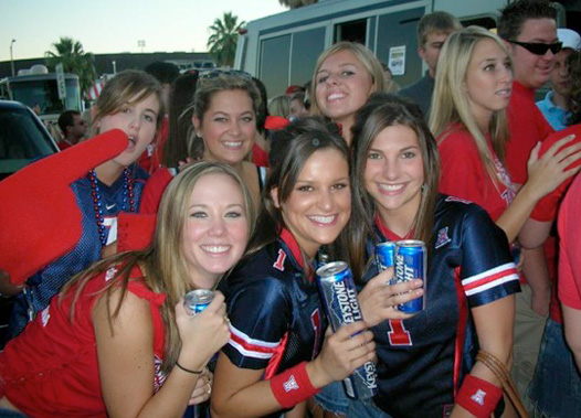 Arizona Wildcat Tailgaters