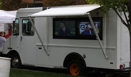 Tailgate Van for Sale