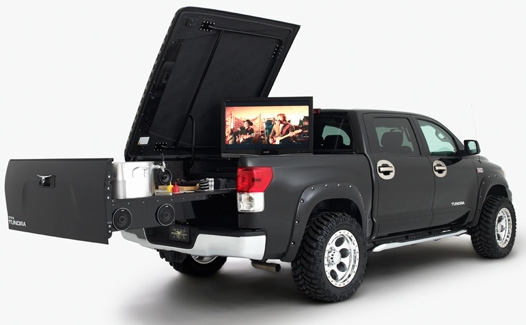 Football Toy Trucks : Tailgate lot tailgating daily gear rigs ideas news