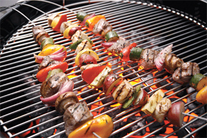 Fire Wire Grilling Skewers