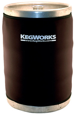 An Oversized Koozie For Kegs Tailgate Lot Tailgating