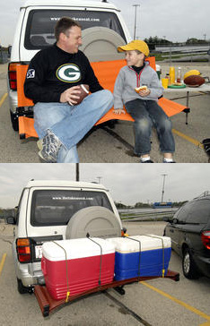 Take a Seat Tailgate System