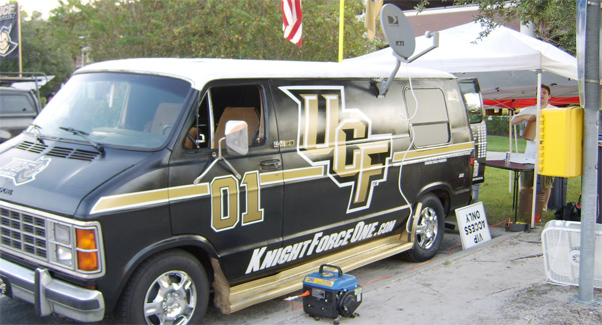 UCF's Knight Force Once