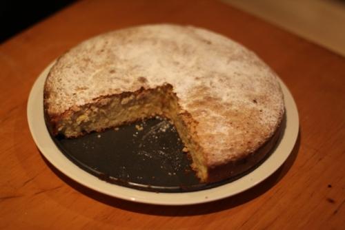 Santiago Cake Claudia Roden
