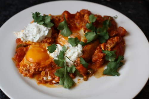One dish closer one dish closer dr shakshuka i was introduced to it via ottolenghis mediterranean feast on channel 4 in the last episode ottolenghi visits israel where he grew up forumfinder Choice Image