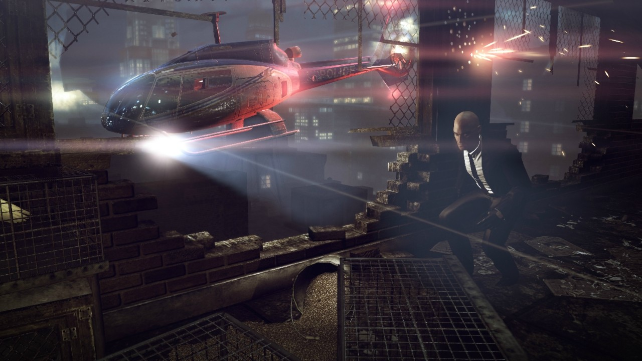 Slackerwerks - E3 2011 Preview: Hitman Absolution on