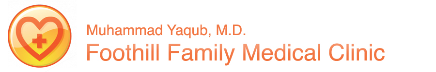 Foothill Family Medical Clinic Dr Yaqub Family Practice And Weight