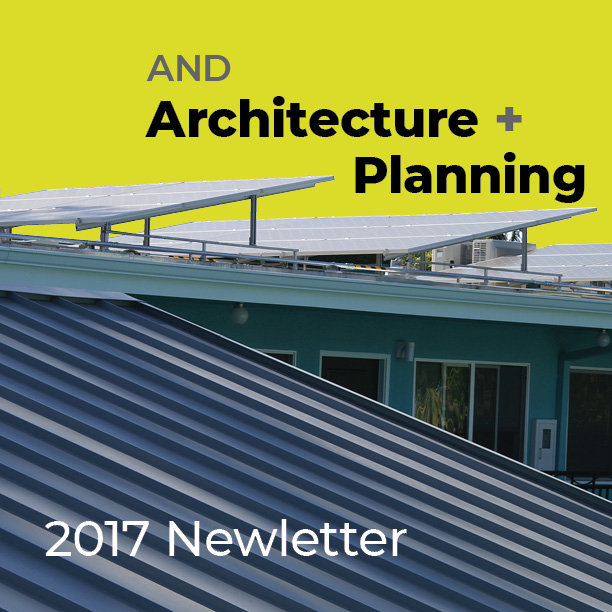 and architecture community planning