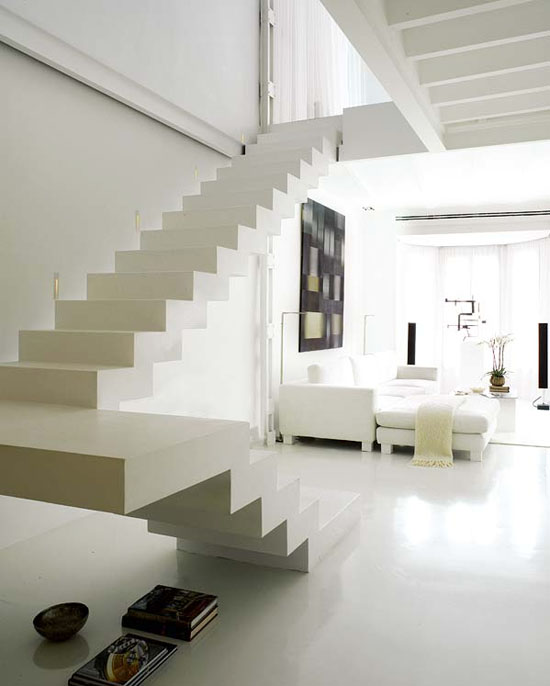 TheDesignerPad White Perfection