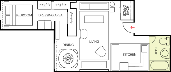 thedesignerpad - thedesignerpad - living in 500 sq. feet • the
