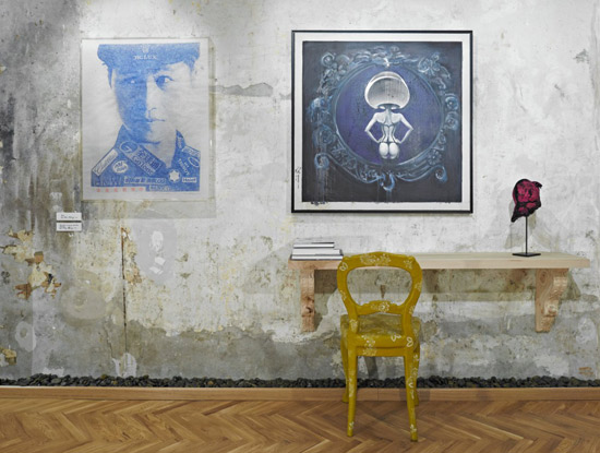 Haaz Design And Art Gallery Gad: A Fresh, New Mentality