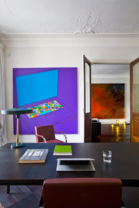 Thedesignerpad thedesignerpad a bachelor pad like no other for Dec design interieur