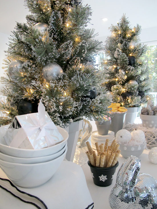 A Scandinavian Styled Holiday Table Diy Matrix