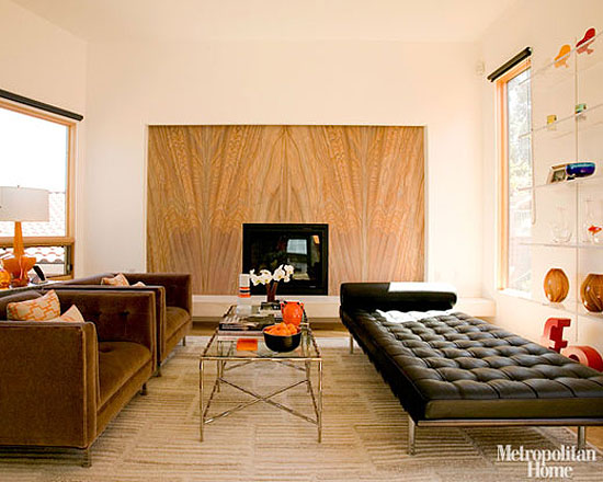 Mad Men Style Furniture. Image Via Daily Icon Metropolitan Home Mad Men  Style Furniture