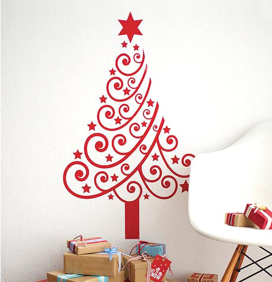 Thedesignerpad thedesignerpad an off the wall christmas an off the wall christmas solutioingenieria Image collections