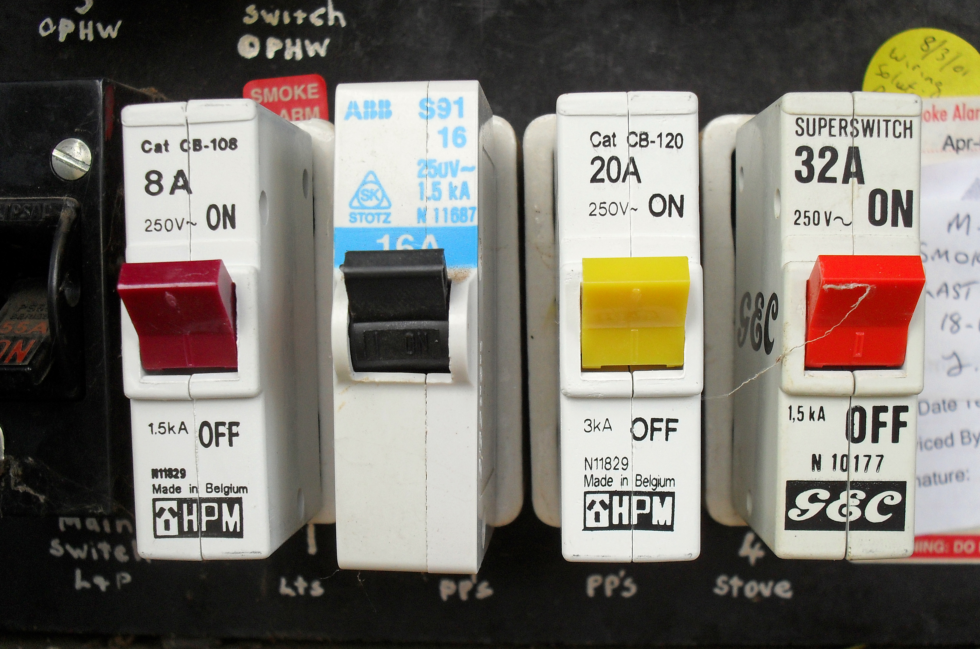 Circuit Breakers 3 Effective Techniques For Managing Your Anger Or Meter And Method Of On Electric Box Installation Diagram Frustration At The Office Blog Andrew Satter Associates Coaching Consulting