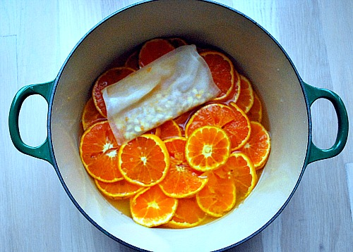 Tangerine Marmalade. Only 2 ingredients. - The Art of Preserving, made ...