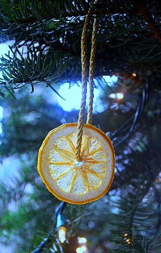 Using Dried Fruit To Decorate For The Holidays The Art Of
