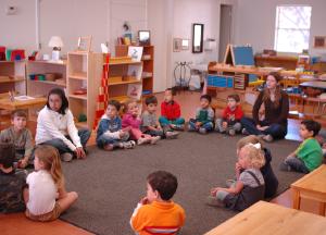 Welcome to the preschool and kindergarten of Montessori School of ...