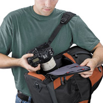 travel gear photography