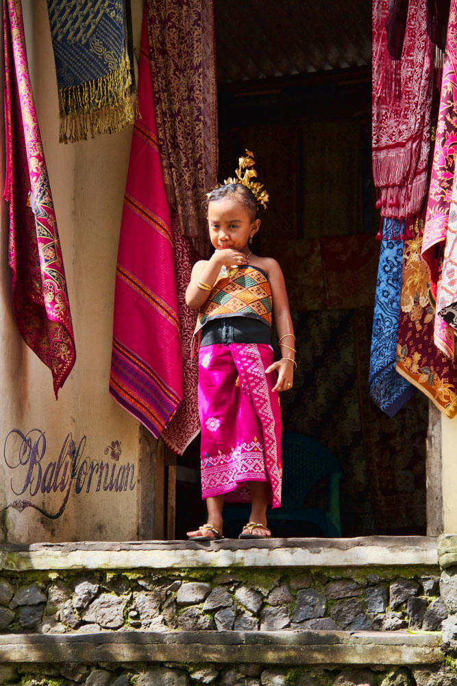 Volunteer in Bali on Nusa Penida island