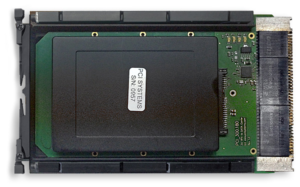 3U SSD Carrier and removeable SSD carrier Units