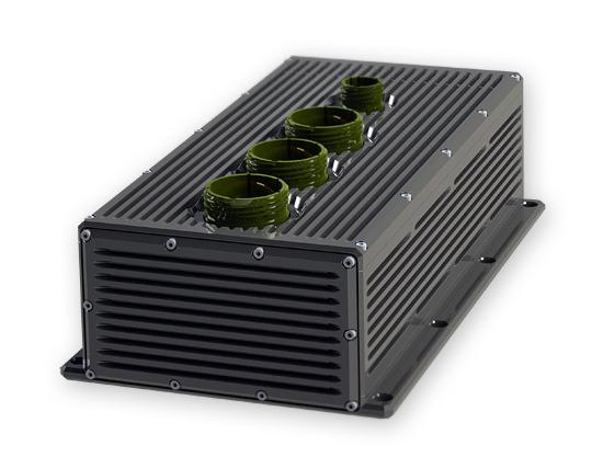 Mission Computer: COMe VITA 59 VPX General Purpose CPU (1 or 2 slot)VPX Chassis VITA 59