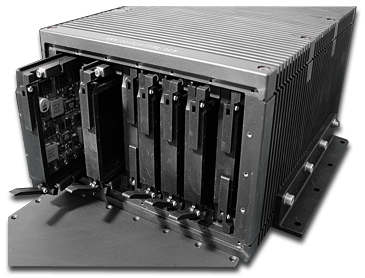 The VPX DEVELOPMENT KIT includes a 6 slot chassis with
