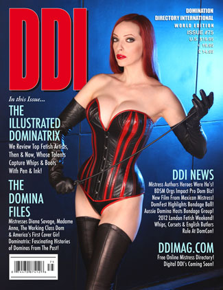 Ddi dominatrix fetish