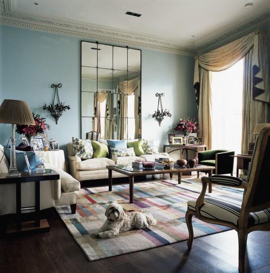 American Home Interior Design: Patti Drane Interiors