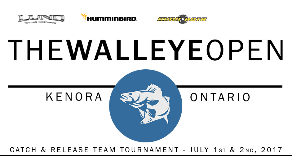 Kenora Walleye Open - July 4th & 5th, 2015 - Kenora, Ontario, Canada