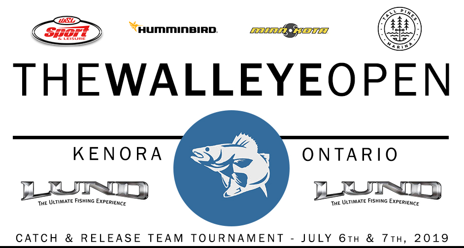 Kenora Walleye Open - July 7th & 8th, 2018 - Kenora, Ontario, Canada