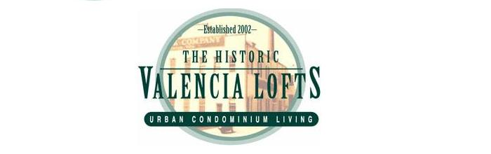 Welcome to Valencia Lofts Condominiums