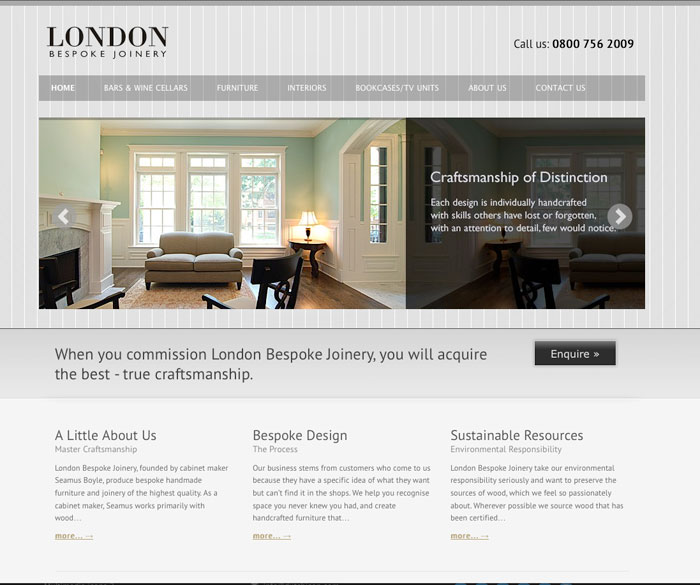 London Bespoke Joinery