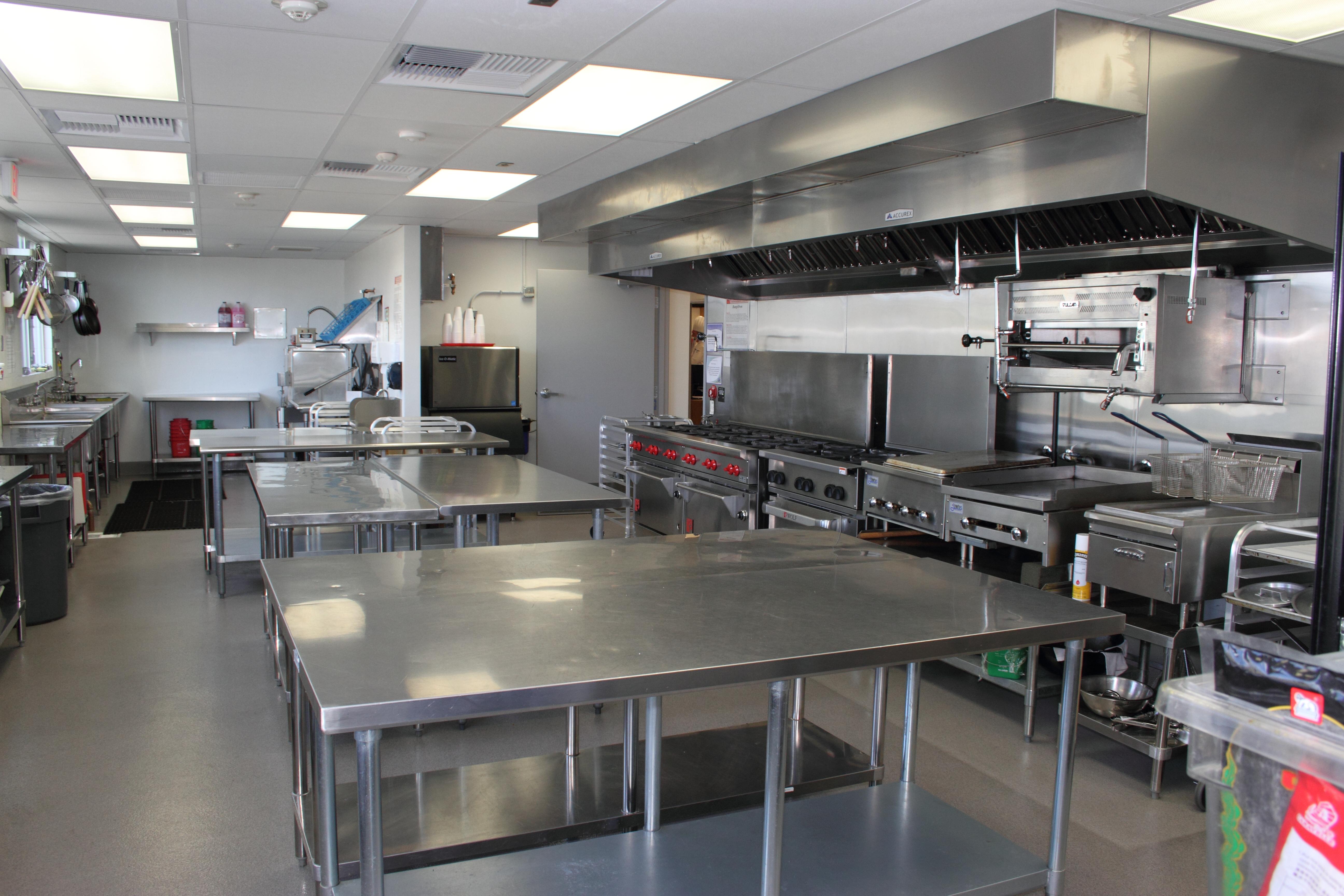 Culinary Home New Culinary Training Facility
