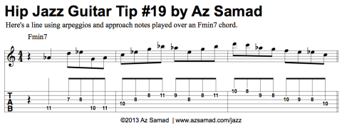 Az Samad || Official Website - Lessons - Hip Jazz Guitar