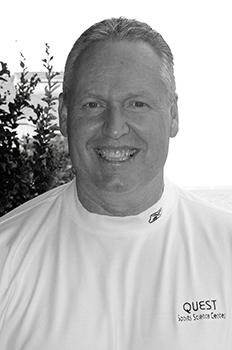 Simon Bartlett, PhD, CSCS, ATC