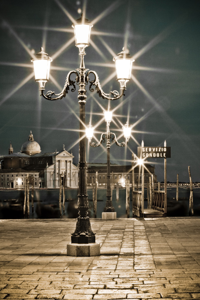 Venice Italy Venezia City of Love at night
