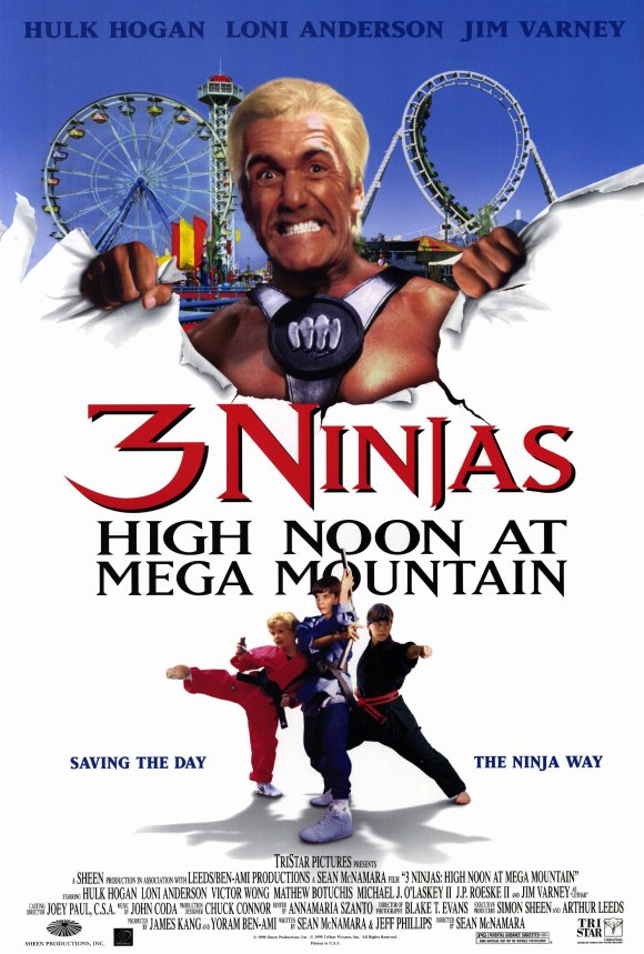 Little Ninjas Kick Back Full Movie