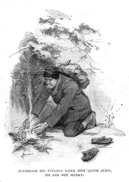 To build a fire summary by jack london
