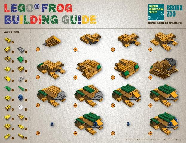 Lego at the zoo home schnitzelbahn food travel and for Go fish instructions