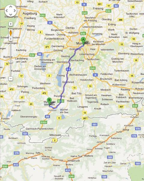 Murnau am Staffelsee Germany  city images : Munich Day Trip Hiking in Murnau Home Schnitzelbahn Food ...