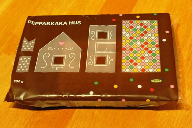 Ikea Gingerbread House Home Schnitzelbahn Food