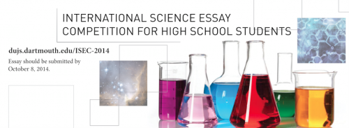high school biology essay contest Cksf scholarships require no essays, applications, or minimum gpa scholarships are available for high school high school biology challenge - spring 2018.