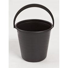 9Lt Bucket Black